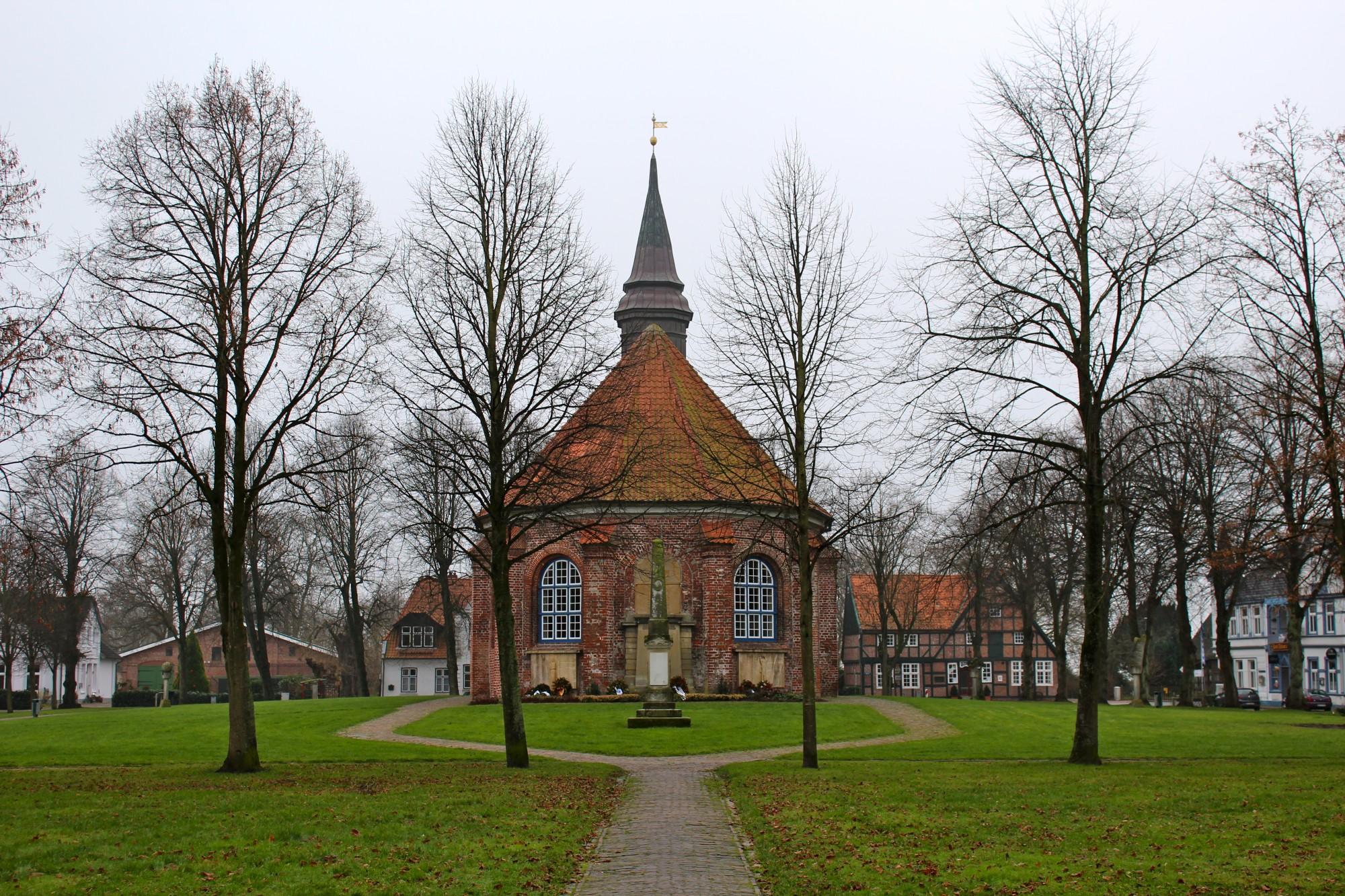 Städtebaulicher Denkmalschutz Brunsbüttel-Ort