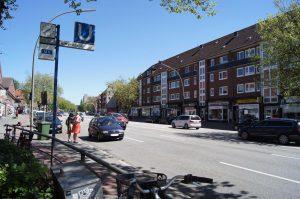 Foto U-Bahn Ritterstrasse